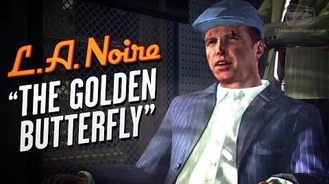 LA Noire Remaster - Case 11 - The Golden Butterfly (5 Stars)