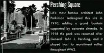 Pershing Square (P)