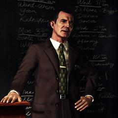 James Donnelly, capitaine de la brigade criminelle.