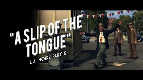 L.A. Noire Part 5 - A Slip of the Tongue