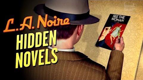 LA Noire Remaster - Novels Locations Well Read Individual Trophy Achievement