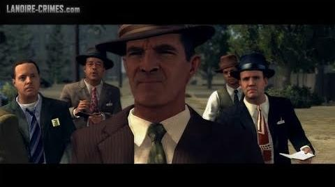 LA Noire - Walkthrough - Mission 9 - The Golden Butterfly (5 Star)