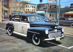 Ford Police Special