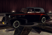 CadillacTownCar Red