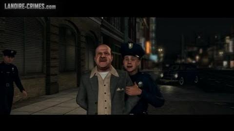LA Noire - Walkthrough - Mission 3 - Warrants Outstanding