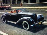 Lincoln Model K Cabrio Roadster