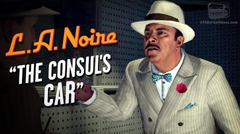 LA Noire Remaster - Case 6 - The Consul's Car (5 Stars)