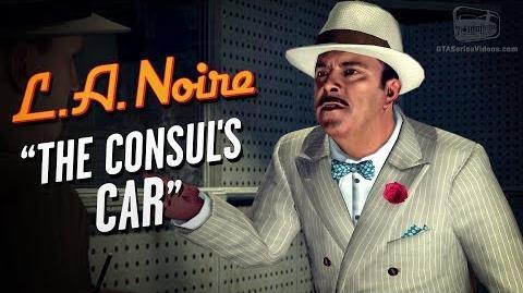 LA Noire Remaster - Case 6 - The Consul's Car (5 Stars)