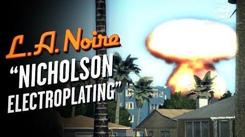 LA Noire Remaster - Case 25 - Nicholson Electroplating (5 Stars)
