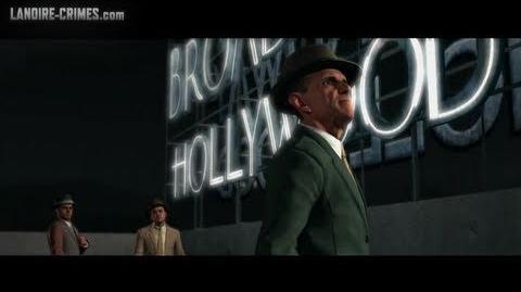LA Noire - Walkthrough - Bonus Mission 2 - The Naked City (5 Star)