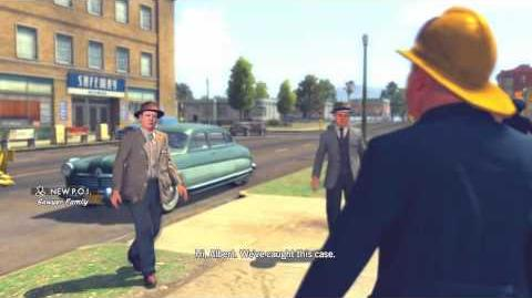 L.A. Noire The Gas Man 5 STAR Walkthrough Case 1 Part 1 The Arson Cases Let's Play HD