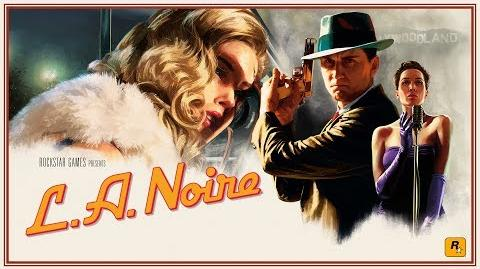 L.A Noire Trailer