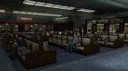 Bus Depot Interior