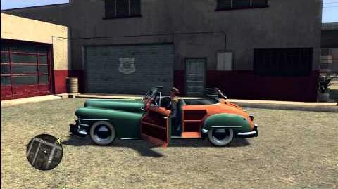 La Noire Hidden Vehicle Cisitalia Coupe
