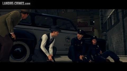 Cop Killer Shot - Street Crime - L.A