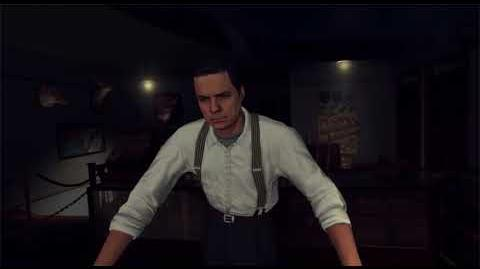 L.A. Noire The VR Case Files Part 1 Intro + Armed and Dangerous - HTC Vive