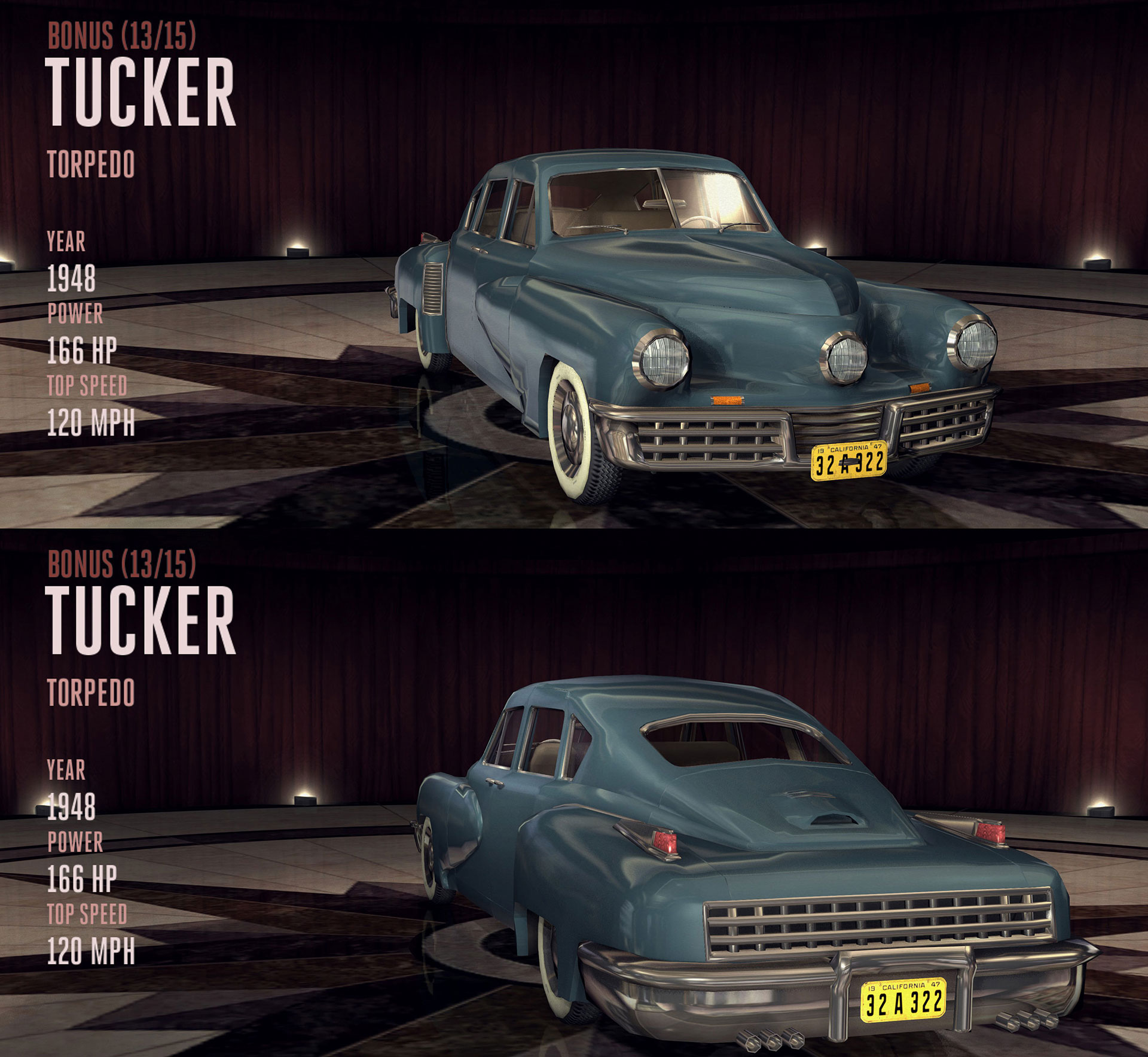 Tucker Torpedo | L.A. Noire Wiki | FANDOM powered by Wikia