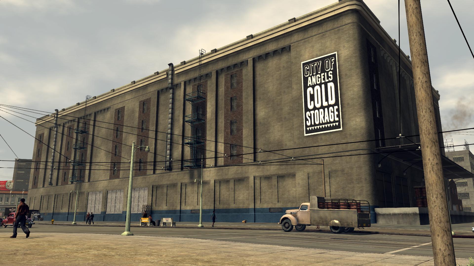 L.A. Cold Storage & L.A. Cold Storage | L.A. Noire Wiki | FANDOM powered by Wikia