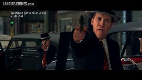 LA Noire - Walkthrough - Mission 2 - Armed and Dangerous