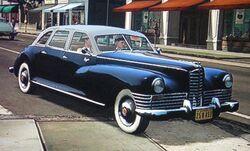 Packard Clipper Eight (Limousine)