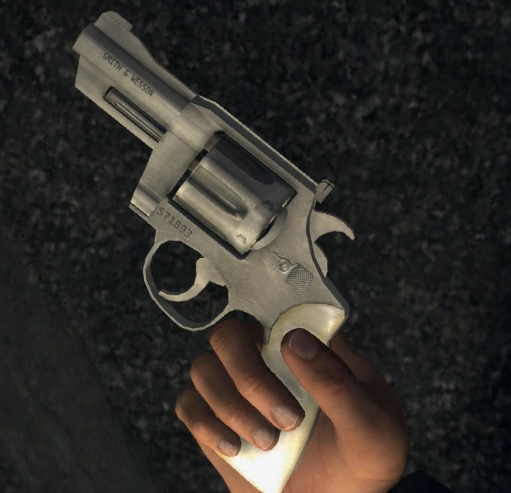 Smith & Wesson Model 27 | L A  Noire Wiki | FANDOM powered