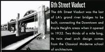 Viaducto De 6th Street (P)