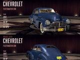 Chevrolet Fleetmaster 2DR (Police)
