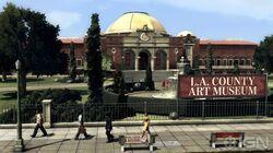 County art museum