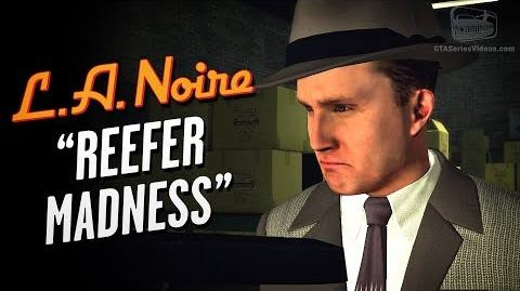 LA Noire Remaster - Case 17 - Reefer Madness (5 Stars)