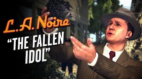 LA Noire Remaster - Case 9 - The Fallen Idol (5 Stars)