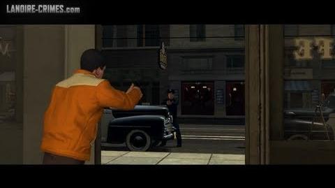 Running Battle - Street Crime - L.A
