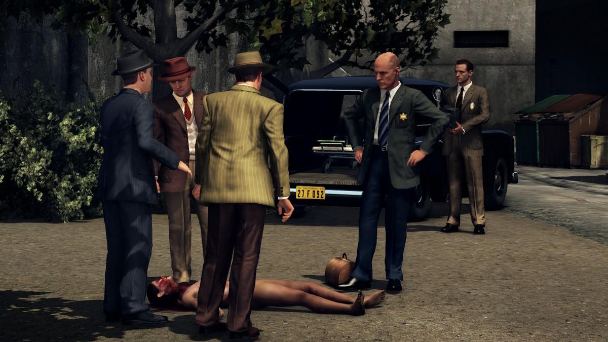 Homicide | L A  Noire Wiki | FANDOM powered by Wikia