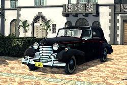 Cadillac Towncar
