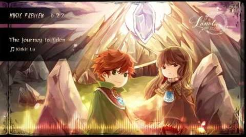 -Lanota Music Preview- Kitkit Lu - The Journey to Eden
