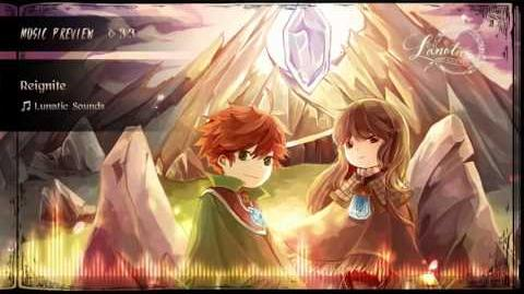 Lanota Music Preview Lunatic Sounds - Reignite