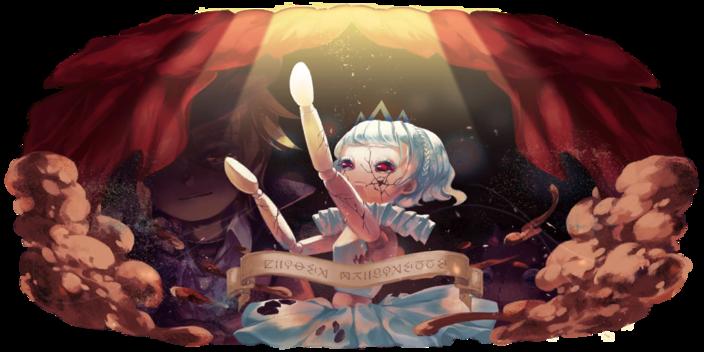 Broken marionette 3
