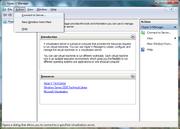 Hyper-v fileaction view help