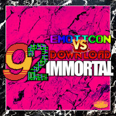 92 IMMORTAL and 92 IMMORTAL [LO-FI DUPLATE MASTER]