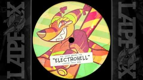 The Quick Brown Fox - Electrohell -ON Trax Vol 4-
