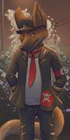 Profile jackal