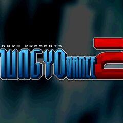 <i>Mungyodance 2</i> logo