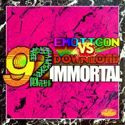 92 IMMORTAL cover