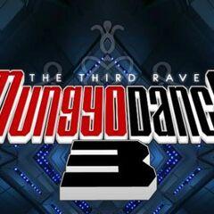 <i>Mungyodance 3: The Third Rave</i> logo