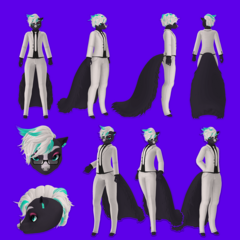 Second Life reference sheet