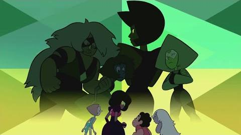 Steven Universe - SDCC Extended Theme Song In HD