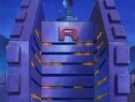 Base central del Team Rocket