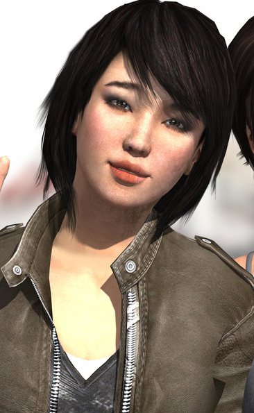 Samantha Nishimura   Lara Croft: Tomb Raider Wiki   FANDOM