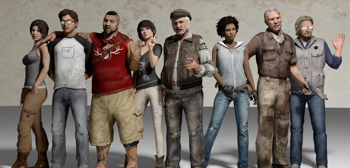 Image result for tomb raider 2013 characters