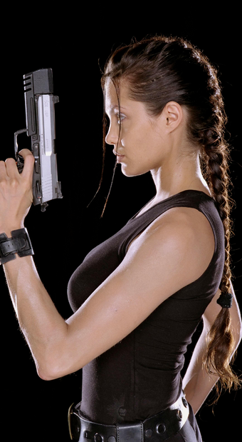 Lara Croft Movie Version Lara Croft Tomb Raider Wiki Fandom