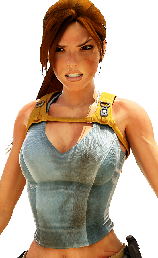 Image result for lara croft clip ar